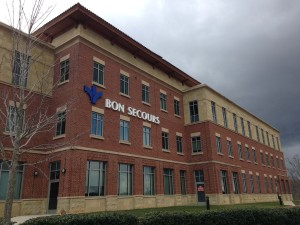 Bon Secours Outside